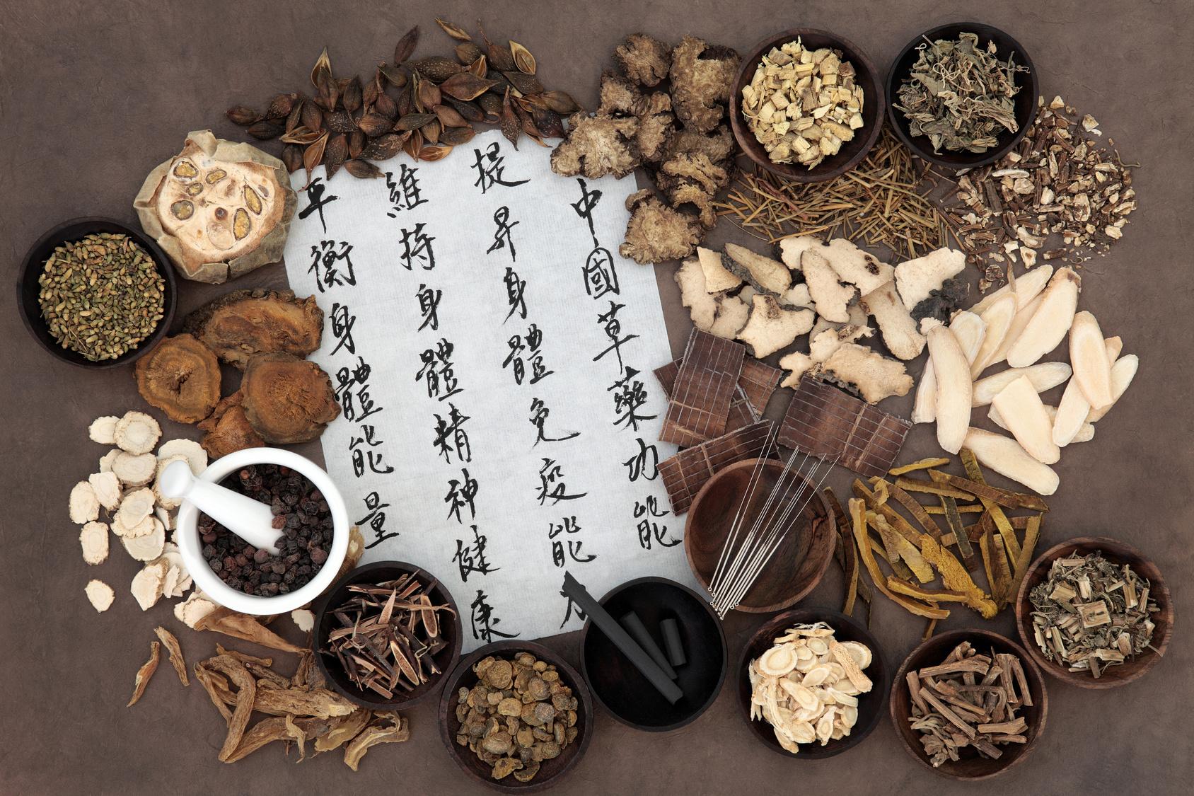 chinesische Arzneimitteltherapie