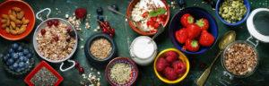 TCM Ernährung. Ernährungsberatung