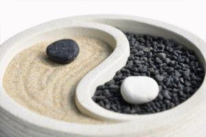 Traditionelle chinesische Medizin, Yin und Yang